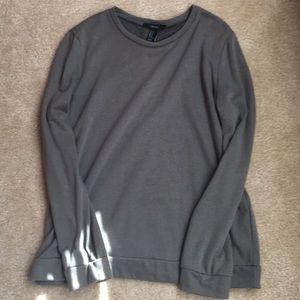 Olive Green Sweatshirt